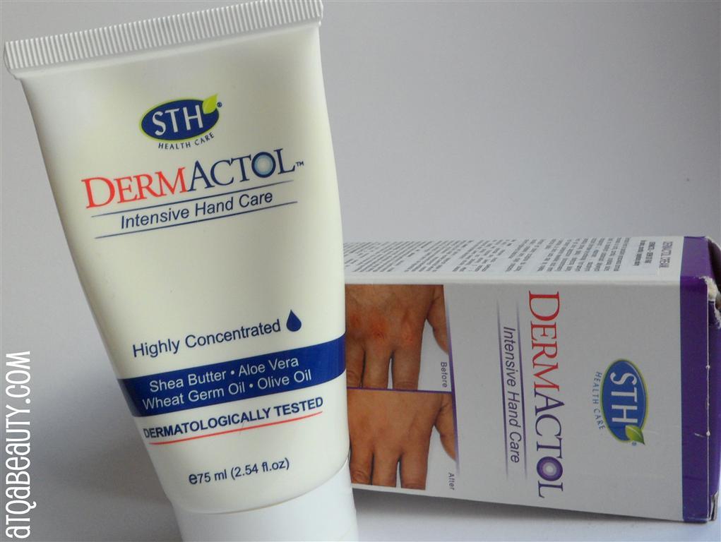 Pielęgnacja :: STH DermActol Intensive Hand Care. <br>Co siedem opinii to nie jedna!