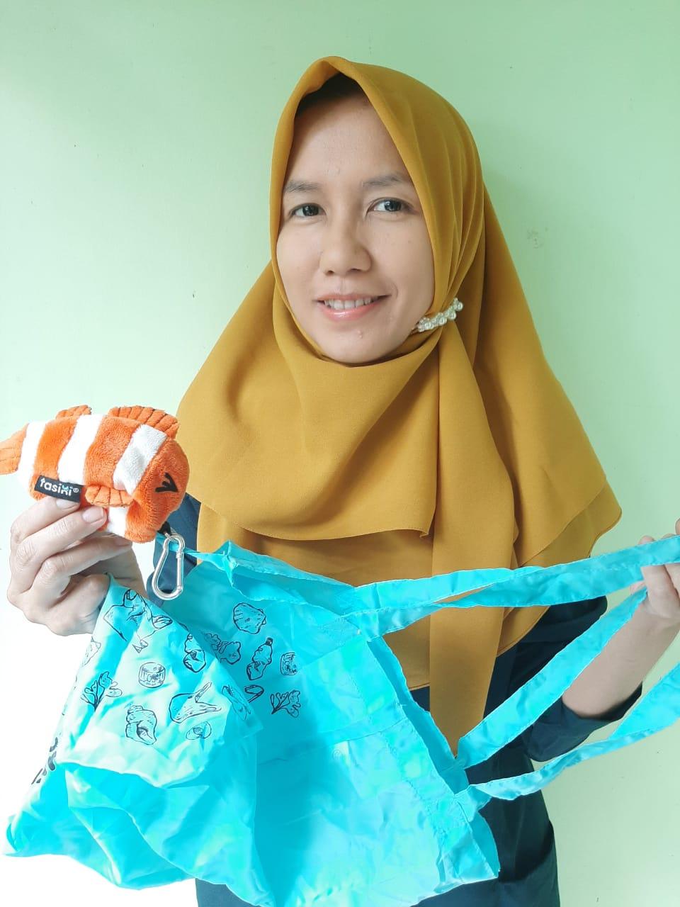 Plastik daur ulang