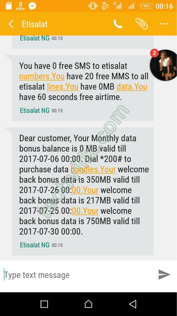 Free Data Bundles