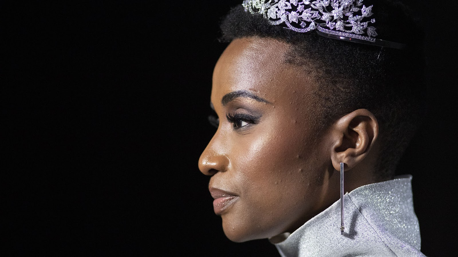 Miss Universe 2019 Zozibini Tunzi Focuses On Her Advocacy Amidst Social Distancing!