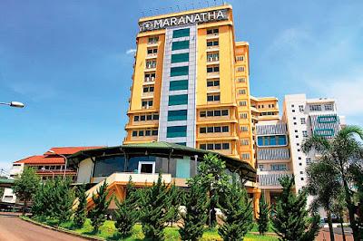 Universitas Kristen Maranatha – Daftar Fakultas dan Program Studi