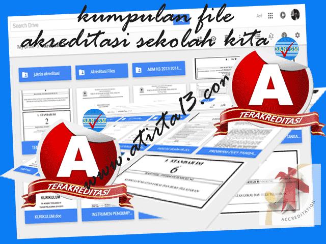 Download File Guru Terlengkap Kumpulan File Akreditasi Sekolah Terbaru