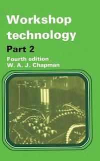 [PDF] Download  Workshop Technology Part-2 WAJ Chapman