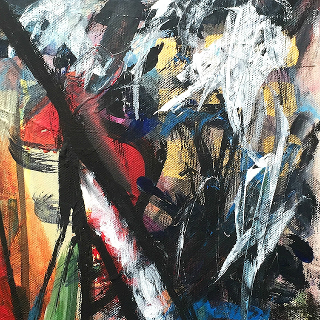 054-Oana-Singa-Masks-and-Tears-acrylic-on-canvas-36X24in-91X61cm-2017-detail-2