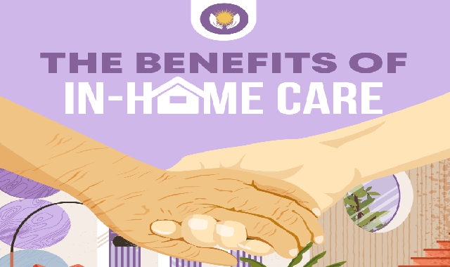 The Benefits of In-Home Care #infographic