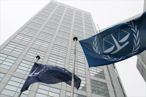 ICC headquarters at the Hague Netherlands photo