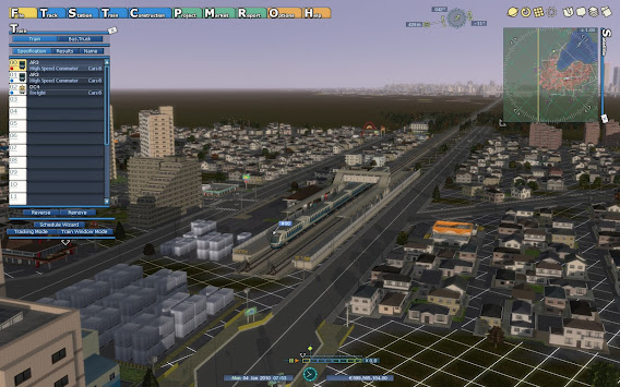 A-Train 9 ScreenShot