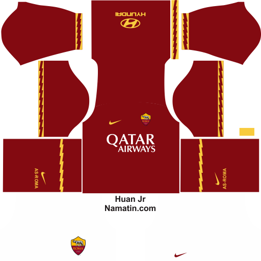 kit dls as roma home