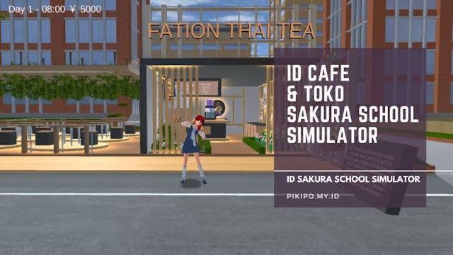 Kumpulan ID Sakura School Simulator Terbaru dan Terlengkap
