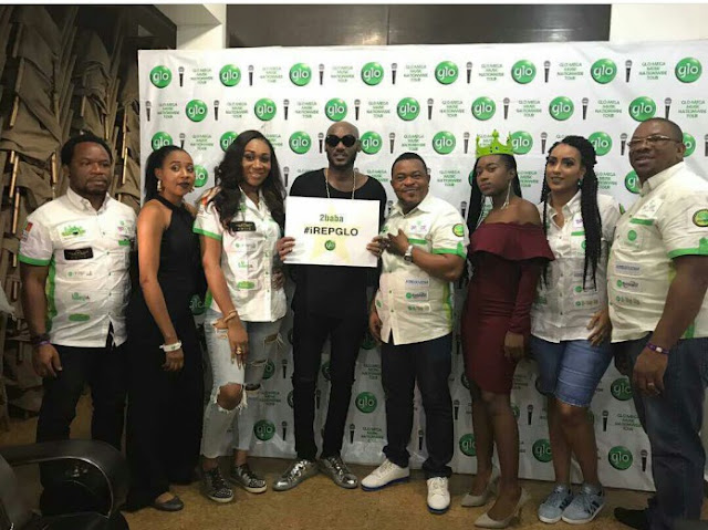 2Baba Signs Endorsement Deal With GLO