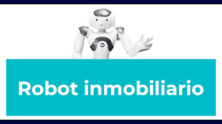 Robot inmobiliario
