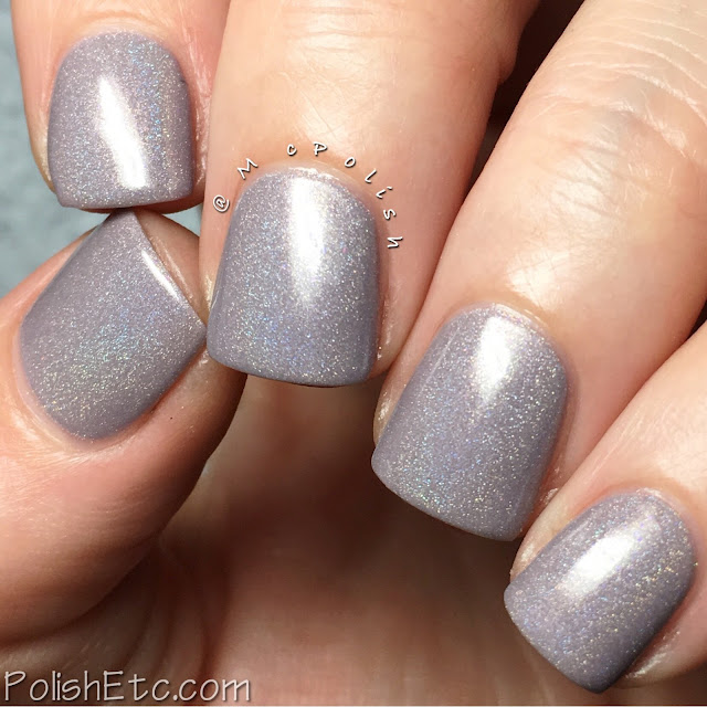 Pahlish - Midsummer Night's Dream Collection - McPolish - Nodding Violet
