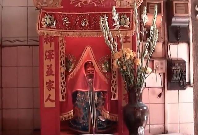 tượng Tả Môn Thần và Hữu Môn Thần