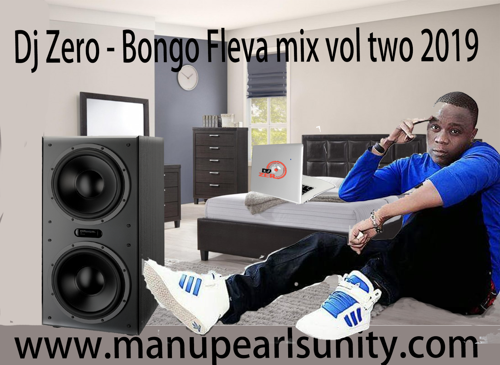 Bongo Mix Audio 2019