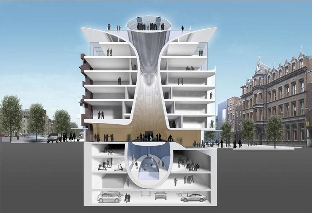 Dab810 architectural design 8 project log exemplar 5 for 8 design hotel
