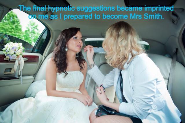 Hypnotic suggestions - Sissy TG Caption