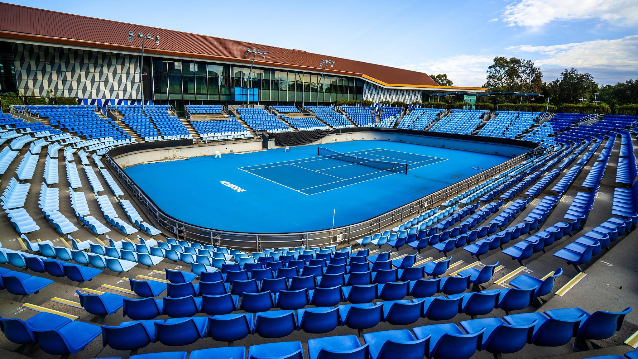 Australian Open: 47 tenistas no podrán entrenarse porque se detectaron casos de coronavirus en sus vuelos