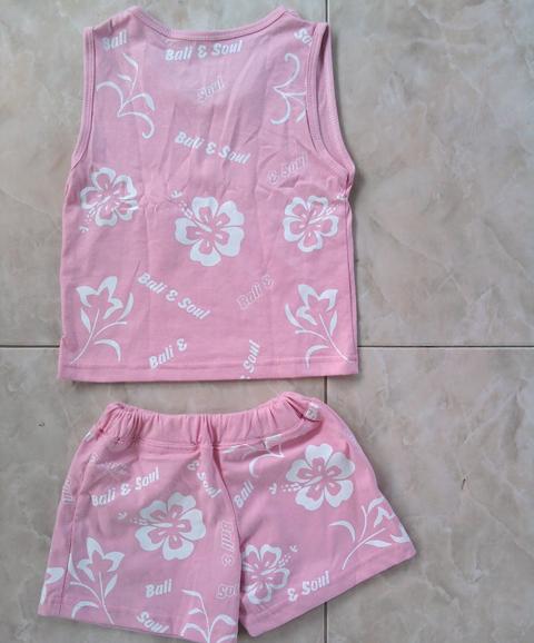 desain baju pantai anak
