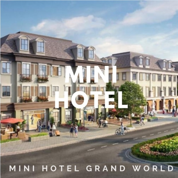 mini hotel grand world