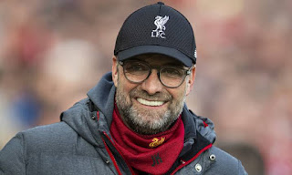This could be my last job IN FOOTBALL: Liverpool boss Klopp