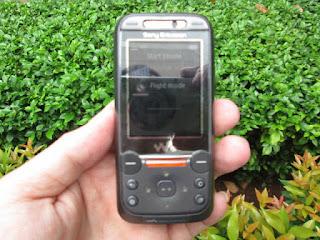 Sony Ericsson Jadul W850 Walkman