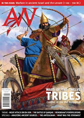 Ancient Warfare XI.4, Oct-Nov 2017
