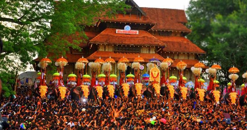 Regulation of Puranas and Celebrations in Temples under the Cochin Devaswom Board: Decision on the Thrissur-Arattupuzha Poorams,www.thekeralatimes.com