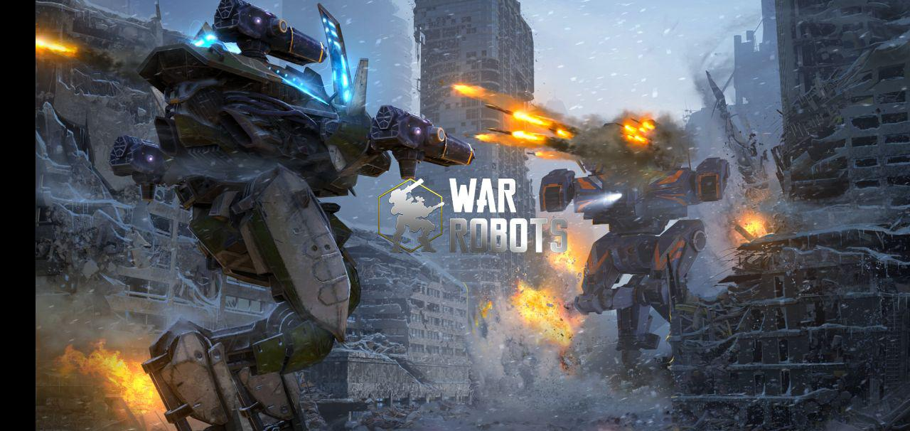 game android terbaru, game android paling seru, review game war robot,
