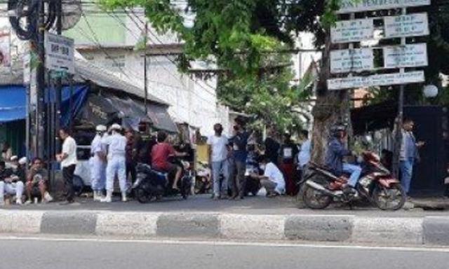 Jaga Rumah Habib Rizieq, Jawara Petamburan: Tank Bawa Kesini, Kite Hadepin!