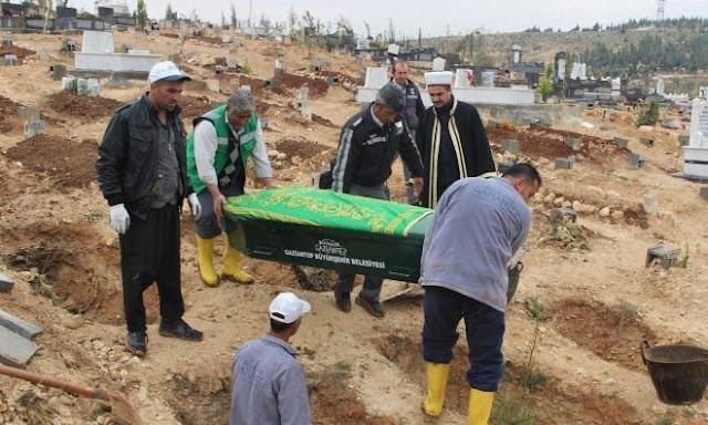 جريمة شنعاء بحق إمرأة سورية وطفيها