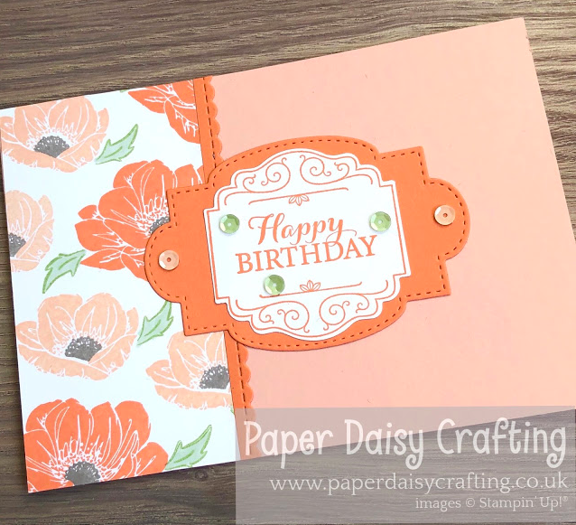 Nigezza Creates with Stampin' Up! & friends Jill & Gez Go Crafting 25th May