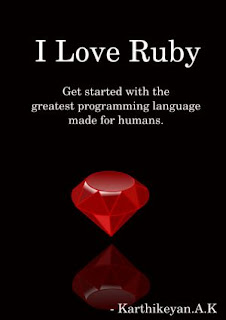 I Love Ruby - Get started with the greatest programming language made for humans