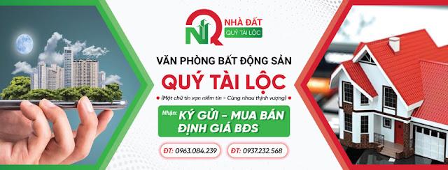 Nhà đất xã Xuân Hiệp | Nhà Đất Quý Tài Lộc