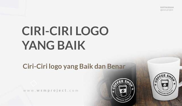 Ciri-Ciri logo yang Baik dan Benar