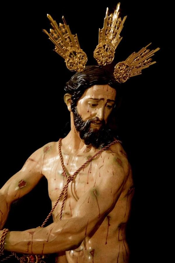 El Señor de la Flagelación presidirá el Vía Crucis Oficial de Guadix