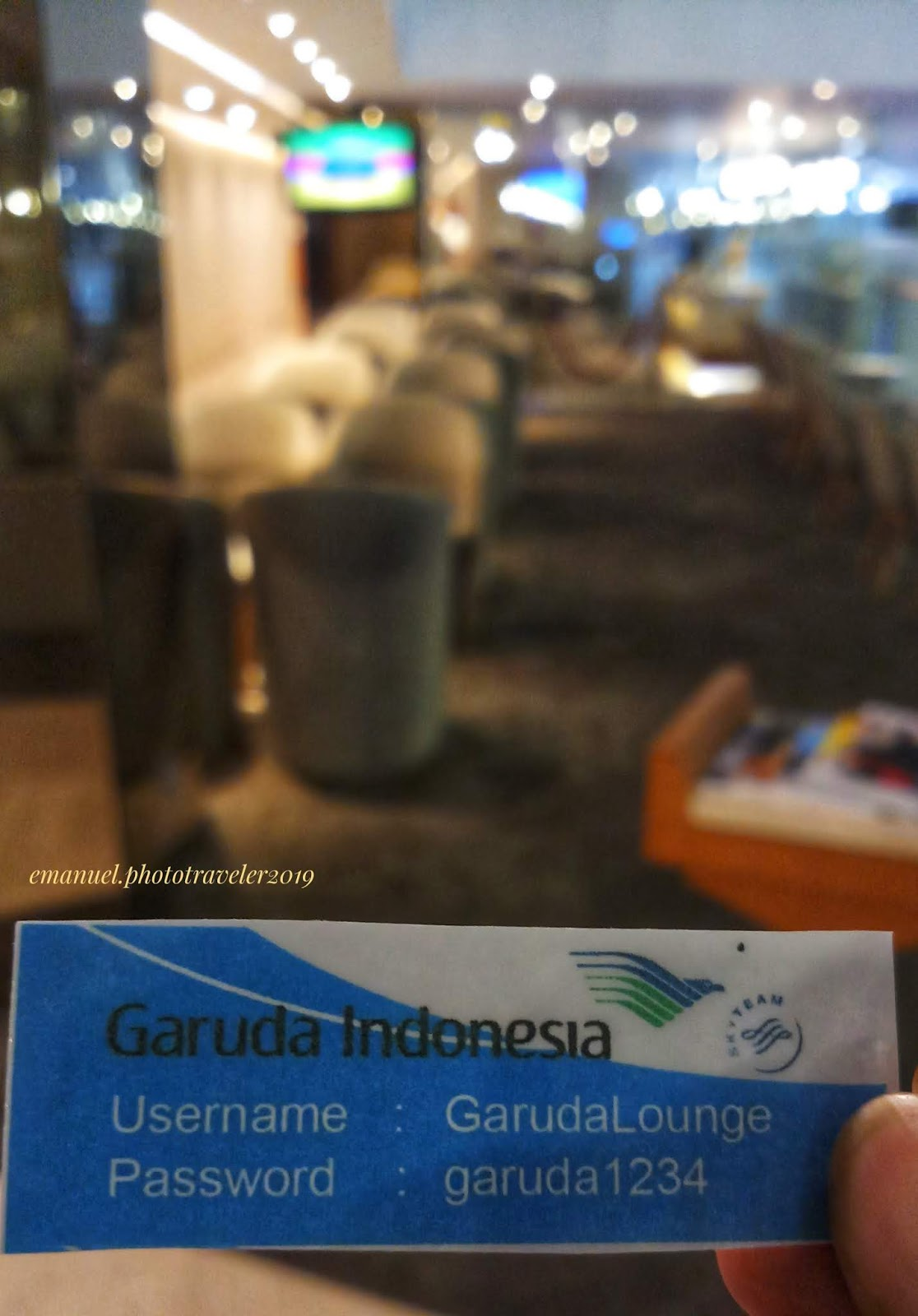 garuda indonesia executive lounge
