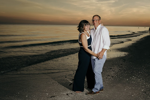 Sanibel and Captiva Beach family pictures