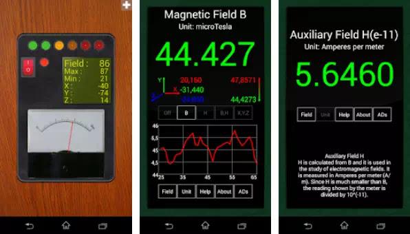 Aplikasi Pendeteksi Radiasi EMF Gratis Terbaik-3