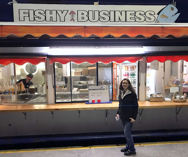 fishy business restaurant hobart
