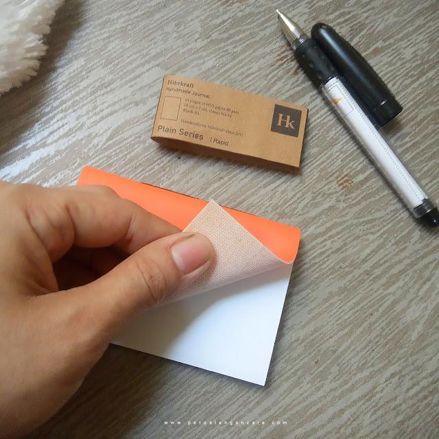 handmade journal hibrkraft