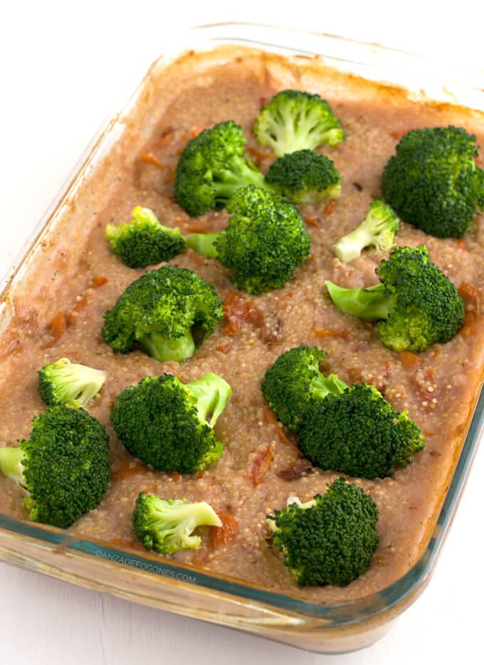 How to make quinoa with vegetables - danceofstoves.com