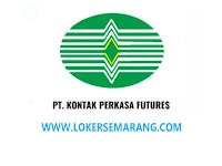 Lowongan Kerja Semarang Manager Marketing Area di PT Kontak Perkasa Futures