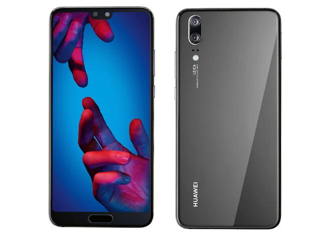 يبدأ هاتف Huawei P20 في تلقي تحديث EMUI 10