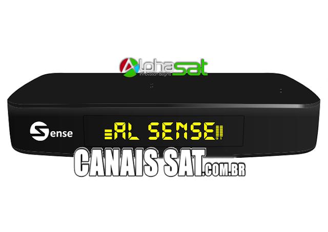 Alphasat Sense Primeira Atualização V190914 - 26/02/2021