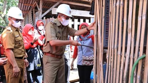 Pemko Payakumbuh Apresiasi Kegiatan Rehab Rumah dari Alumni SMEA Negeri Payakumbuh Milenial