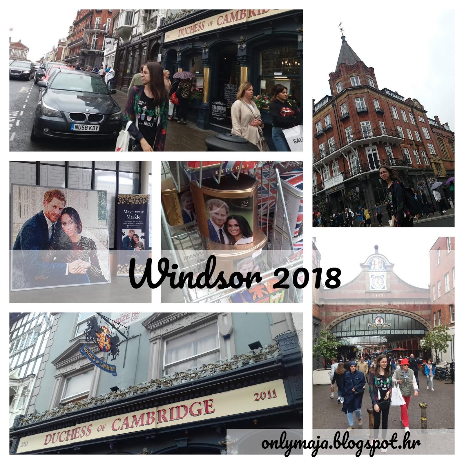 Blog iz Londona