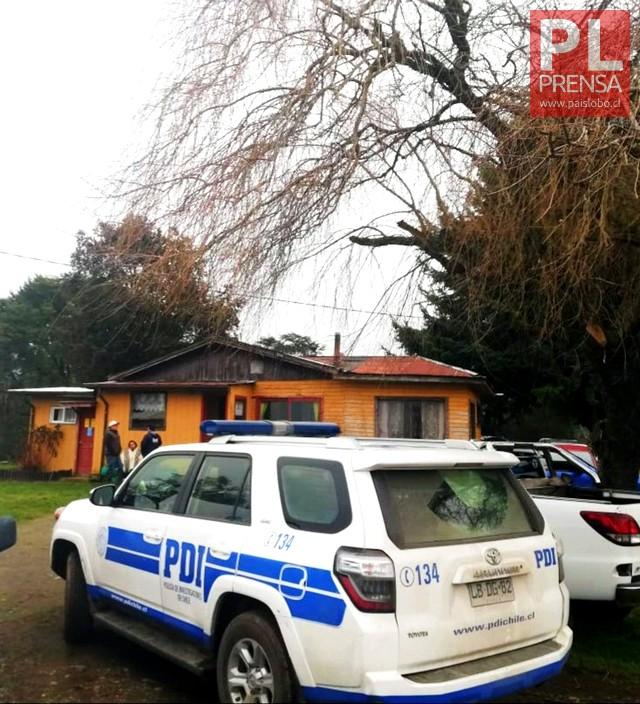 PDI se refiere a muerte de mujer en la comuna de Puerto Octay