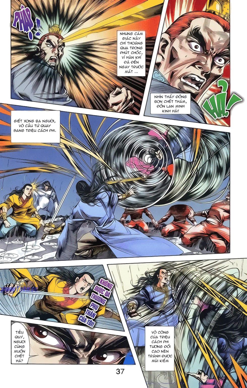 Tần Vương Doanh Chính chapter 18 trang 3