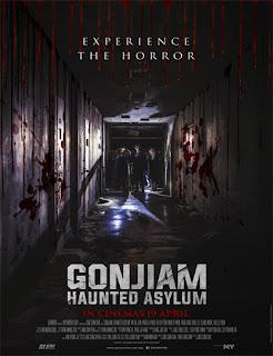 Gonjiam  Haunted Asylum  Gon ji am   2018