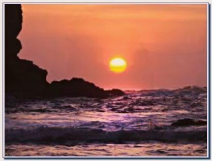Rute Pantai Licin